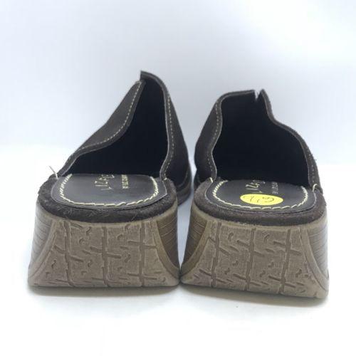 fb9436cabc1ccd Liz Flex April Mules Slides Women Size 6.5 Liz Claiborne Slip On Shoes