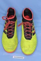 Adidas Predator Men's Soccer Cleats Yellow Black Orange Size 9 PRB 698001 - $49.49