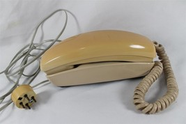 Western Electric Beige Trimline Phone VTG Bell System Pacific Telephone ... - $29.69