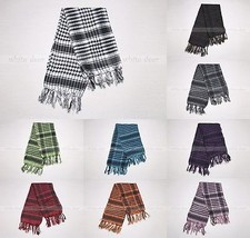 Light Weight Shemagh Military Tactical Desert Keffiyeh Pattern Square Scarf  - $6.45