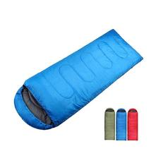 Wind Tour Camping Envelope Sleeping Bag Thermal Adult - $45.99