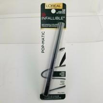 Loreal Paris Infallible Pop-Matic Mechanical Eyeliner Intense Forest #518 - $6.79