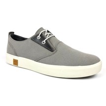 Timberland Men's Amherst Grey Canvas Lightweight Oxford Shoes Style A1A14 - $49.99