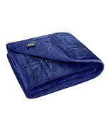 """Pine & River Ultra Plush Weighted Blanket - 