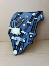 03-09 Mercedes W209 CLK320 CLK500 Convertible Rear Window Regulator Pssngr Right