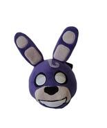 Mymoji Plush Bonnie the Bunny Head Five Nights at Freddys FNAF Funko Pur... - $10.19