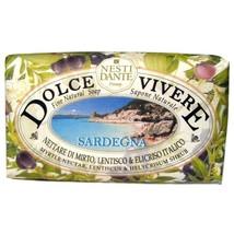 Nesti Dante Dolce Vivere - Sardegna Soap 250 gr. / 8.8oz - $12.95