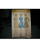 Simplicity 5914 Half-Size Dress Pattern - Size 16 1/2 Bust 39 - $8.90