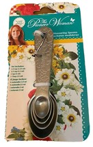 Pioneer Women Stainless Steel Measuring Spoon Set - $11.38
