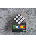 Rubik's Cube with Display Stand Faster Action Hasbro Gaming Ages 8+ New - $15.79