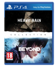 Heavy Rain & Beyond Two Souls ( Playstation 4, PS4)   - $32.66