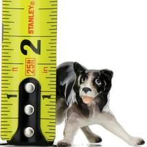 Hagen Renaker Dog Border Collie Ceramic Figurine image 2
