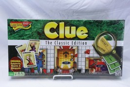 Clue Classic The Board Game Sealed  Family Fun - $18.62