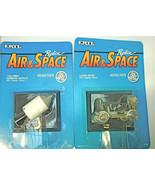 4 1990 Ertl Air and Space Diecast Friendship 7, Eagle + Lunar Rover Comm... - $30.28