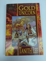 Gold Unicorn by Tanith Lee - $10.13