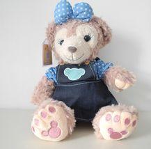 Disney Shellie May BEAR 38cm Tall Toy Plush Mickey & Duffy 's Friend - $26.63