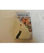 Chances Are (VHS, 1997, Closed Captioned) Ryan O'Neal, Cybill Shepherd - $6.68