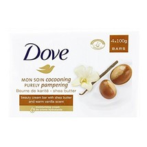 Dove Soap Shea Butter 4 X100G - 4 X 100G - $9.76