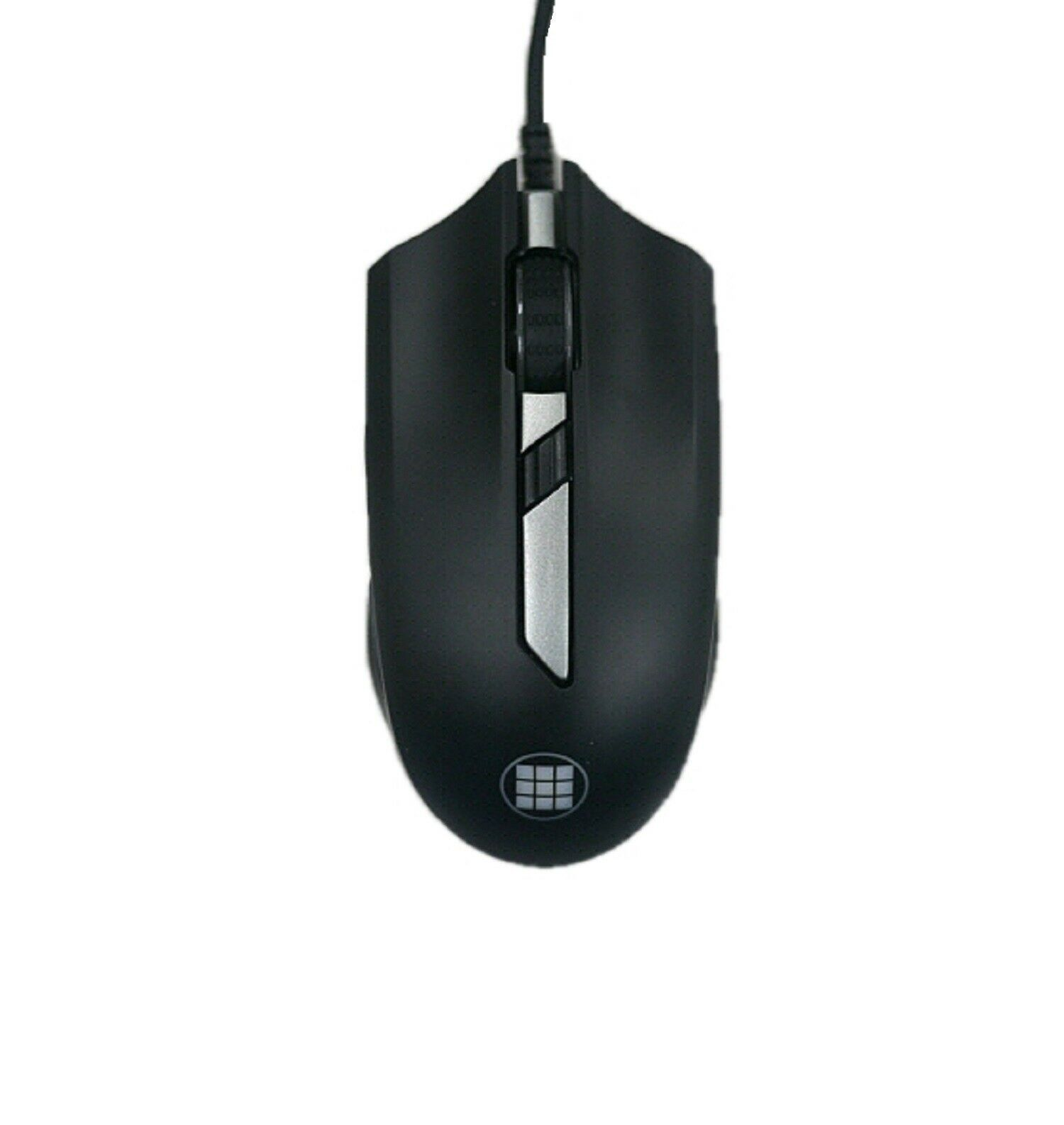 Micronics G40 USB Wired Gaming Mouse RGB Effect 12000DPI