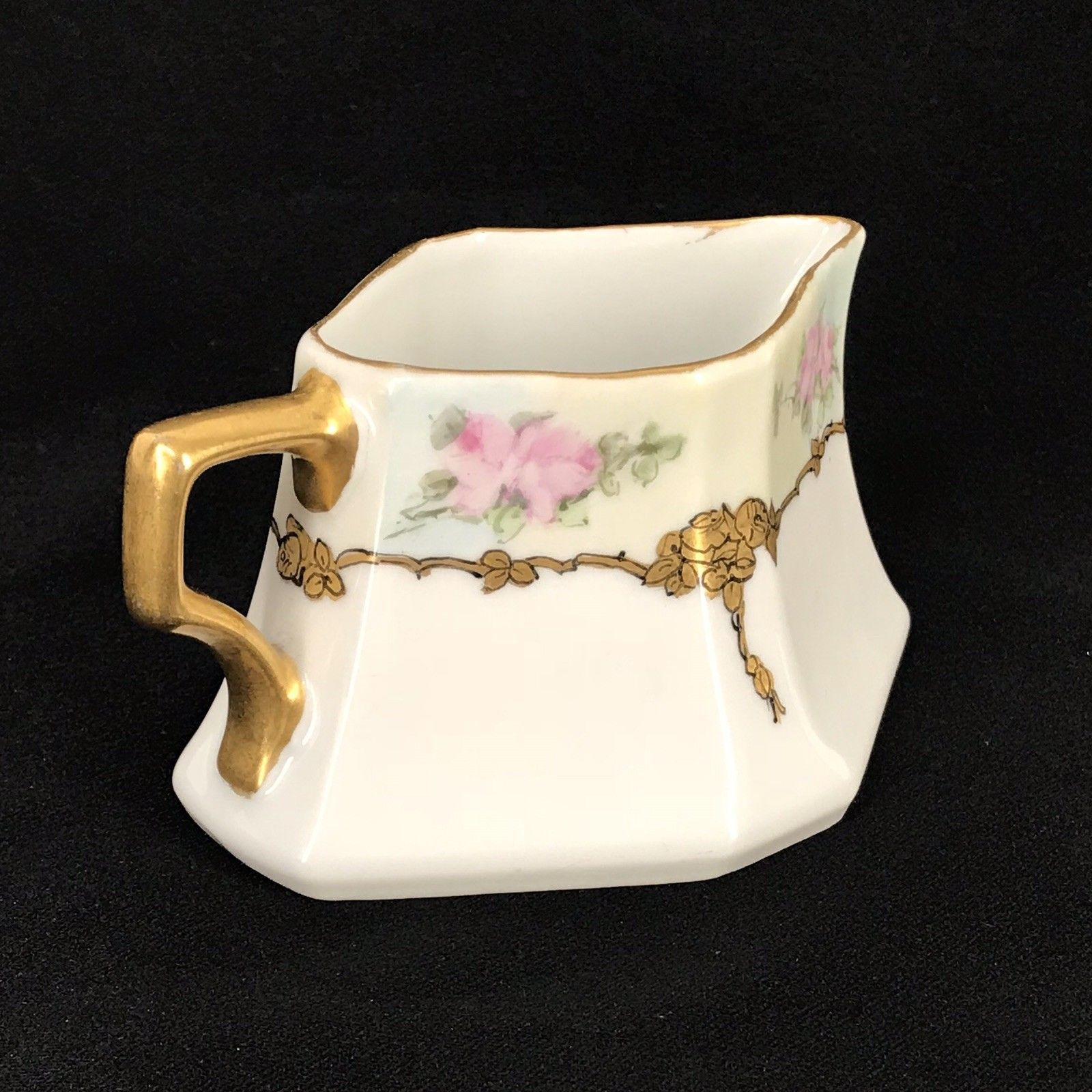 M Z Austria Hand Painted Creamer / Mini and 50 similar items