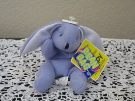 Collector's Choice Itsy Bitsy Bean Bag Friends Hoppy the Lavender Bunny by DanDe - $4.94