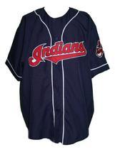 Rick Vaughn #99 Major League Movie Button Down Baseball Jersey Any Size image 1