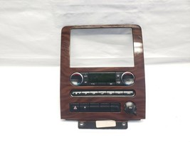 ✅2008-2009 Ford Taurus AC Heater Climate Controls Unit w/ Radio Bezel *OEM* - $39.19
