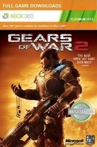Gears of War 2 xbox 360/ONE game Full download card code (digital) - $5.87