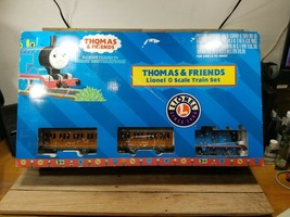 Lionel 0 Gauge 6-31956 Thomas & Friends Train Set No Transformer As Is - $98.95