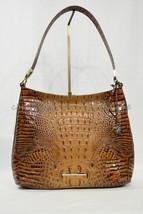NWT Brahmin Farrah Leather Tote / Shoulder Bag in Toasted Almond Melbourne - $249.00