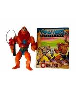 Beastman Masters Universe vtg MOTU figure Mattel Comic Complete Beast Ma... - $168.25