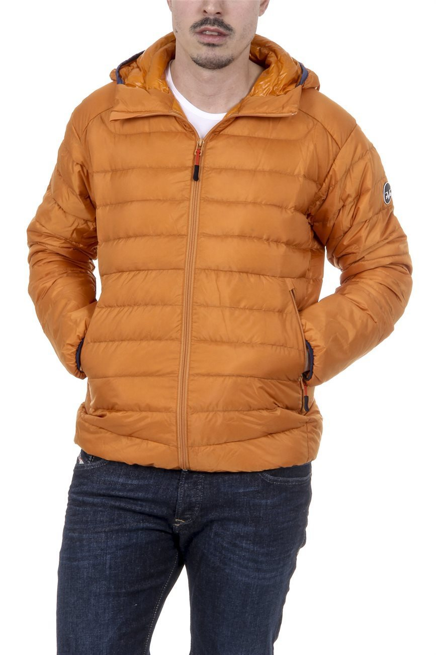 Primary image for V 1969 Italia Mens Down Jacket ARTICO ORANGE