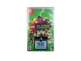 Lego DC Super Villains Nintendo Switch Video Game New Factory Sealed - $32.62