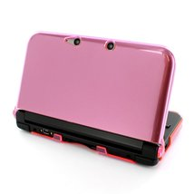 Pink Clear Armor Crystal Case for 3DS XL - $5.95