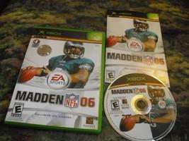 Madden NFL 06  (Xbox, 2005) - $4.15