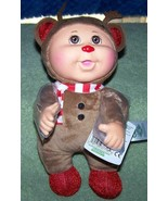 """Cabbage Patch Kids Holiday Helpers Rosie Reindeer 9"""" NWT Sparkle Collection - $18.88"""