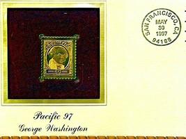 Pacific 97 George Washington Stamp 1997 AA19-ST6024 image 2