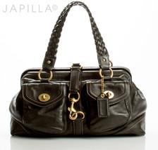 Coach 3569 Daphne Doctors Satchel Purse Bag Han... - $98.01