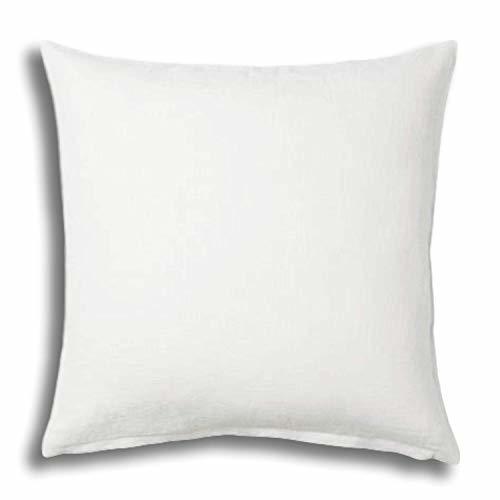 Pillow Insert 22x22 Decorative Throw Pillow Inserts - 1 Pack - Euro Sham Stuffer - Pillowcases