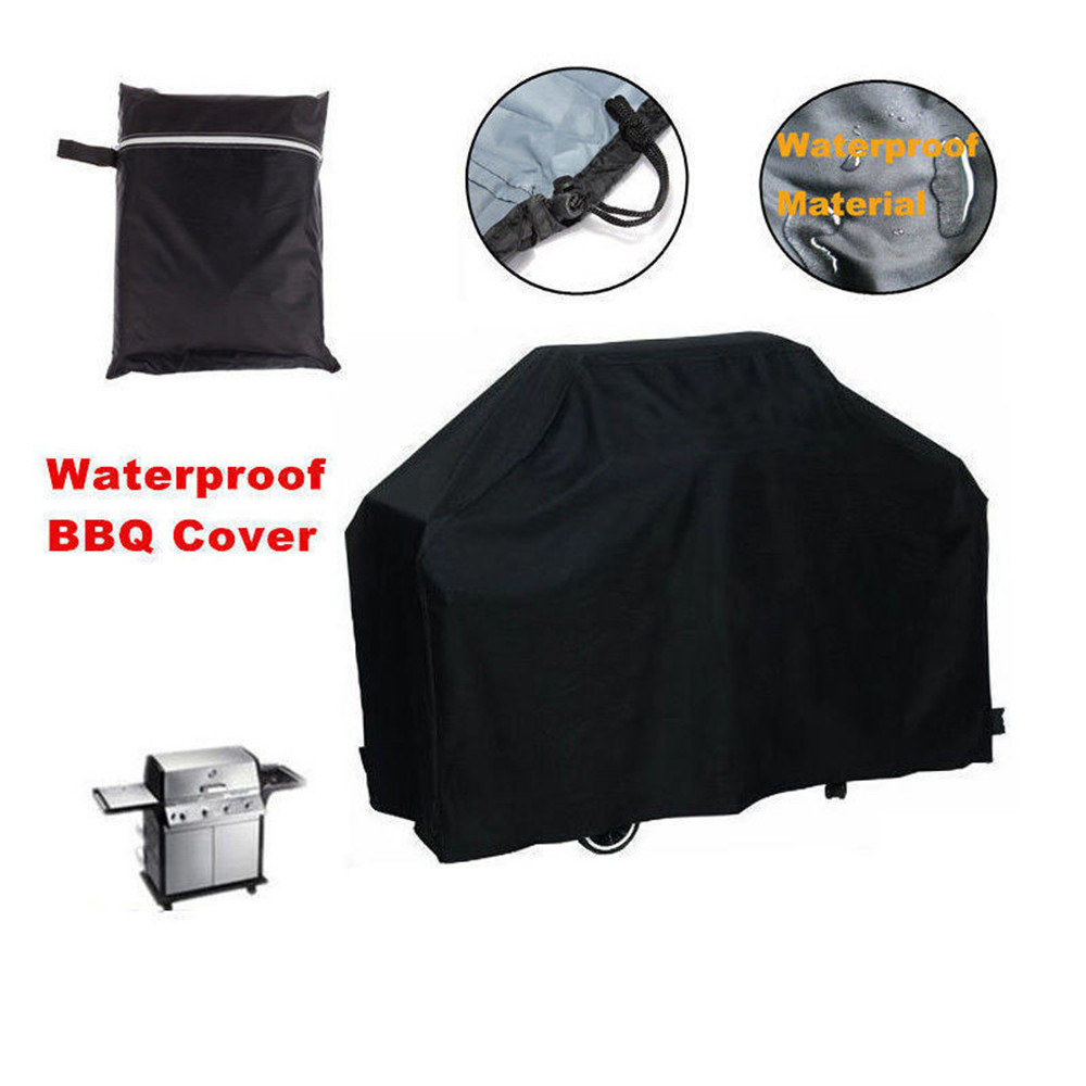 Gangxun® BBQ Cover, Gas Barbeque Heavy-Duty Waterproof Premium Grill Cover,31.5
