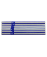 NEW Nike Unisex Running Headband Swoosh Sport ROYAL BLUE GRAY Logo - $6.50