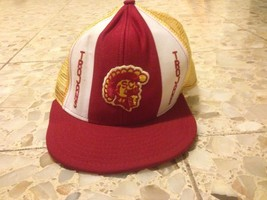 VTG USC TROJANS cap snapback 70's/80's hat AJD Southern California - $42.57