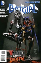 Batgirl (4th Series) #20 VF; DC | save on shipping - details inside - $3.75