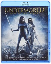 Underworld: Rise of the Lycans [Blu-ray] (2009)