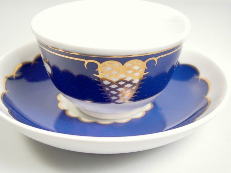 """American Girl 18/"""" Doll Felicity Retired Tea Lesson TEACUP CUP ONLY PC"""