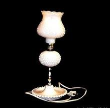 Leviton Hobnail Lamp AA18 - 1008 Vintage Electric image 1