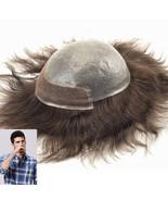 Super Thin Skin Lace Front Durable Hairpieces Replacement Men Toupees La... - $129.30