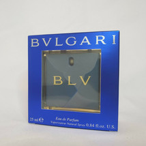 Bvlgari BLV 0.84 oz / 25 ml Eau De Parfum spray for women - $100.98