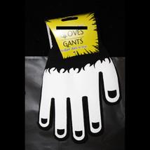 Gothic Stretch Winter BLACK WEREWOLF MONSTER HANDS GLOVES Punk Costume-K... - $3.93