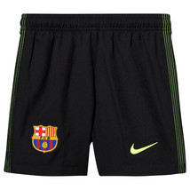 GENUINE NIKE QUALITY FOOTBALL SOCCER FCB BARCELONA  SQUAD LONGER KNIT SH... - $29.88